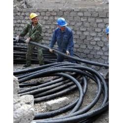 上海电缆电线回收《剩余电缆线回收工厂电缆线拆除》
